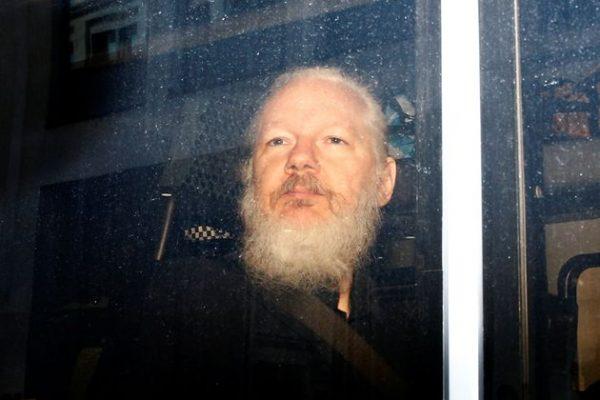 Contre l'extradition du lanceur d'alerte Julian Assange aux États-Unis !