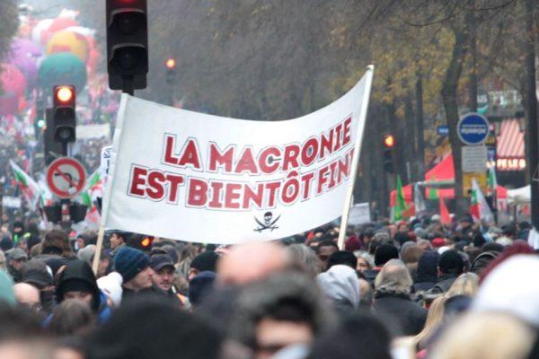 Les grévistes de la RATP peuvent ouvrir la voie à tou.te.s les travailleur.se.s pour vaincre Macron