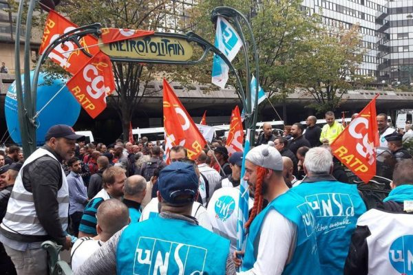[Contribution CPN] Construire la grève interprofessionnelle illimitée !