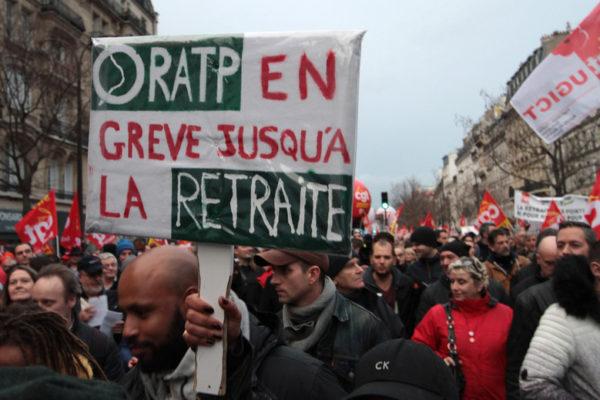 Stop la répression syndicale à la Ratp ! Soutien à Laurent Mauduit et à touTEs les grévistes !