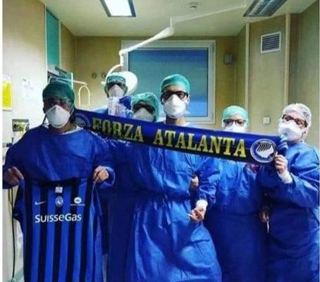 TravailleurSEs de la santé, mouvement ultra du foot : united we stand !