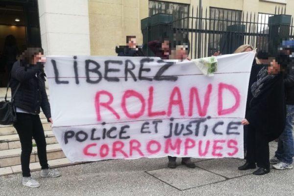 Libérez Roland Veuillet et les siens !