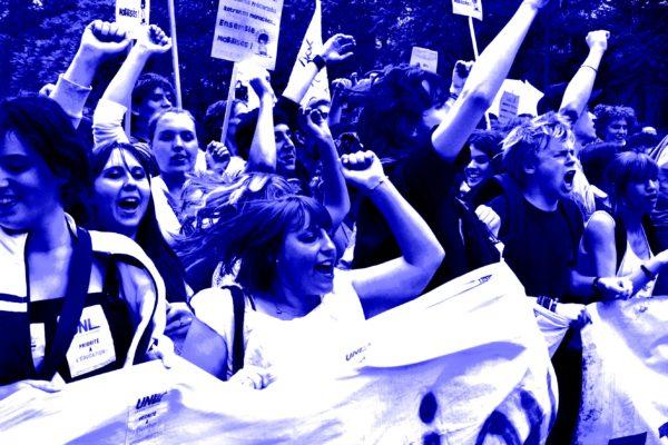 Les jeunes ne seront pas les pions de ce gouvernement autoritaire. En grève le 1er décembre avec les AED ! – NPA Jeunes