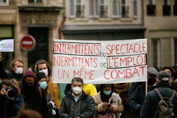 Occupation des théâtres : construire le 23 avril pour l'abrogation de la réforme de l'assurance chômage