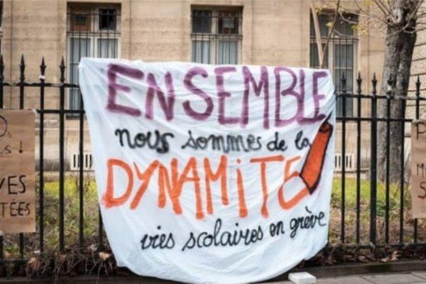 « Semaine morte » pour les assistantEs d'éducation en plein pourrissement de la situation dans l'Éducation nationale