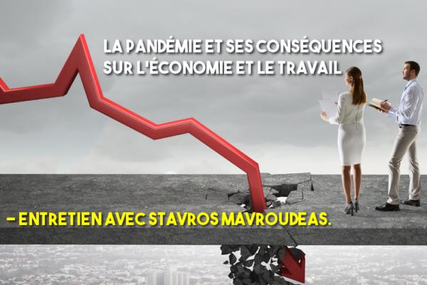 La pandémie et ses conséquences sur l'économie et le travail – entretien avec Stavros Mavroudeas.