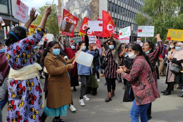 Victoire des agent.e.s de nettoyage de Jussieu sur leurs revendications initiales: bilan de la grève